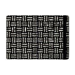 Woven1 Black Marble & Silver Foil (r) Ipad Mini 2 Flip Cases by trendistuff