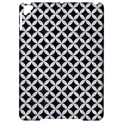 Circles3 Black Marble & Silver Glitter (r) Apple Ipad Pro 9 7   Hardshell Case by trendistuff