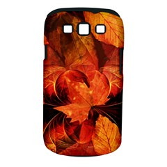 Ablaze With Beautiful Fractal Fall Colors Samsung Galaxy S Iii Classic Hardshell Case (pc+silicone)