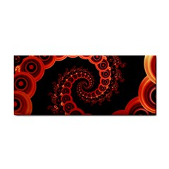 Chinese Lantern Festival For A Red Fractal Octopus Cosmetic Storage Cases