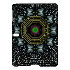 Leaf Earth And Heart Butterflies In The Universe Samsung Galaxy Tab S (10 5 ) Hardshell Case  by pepitasart
