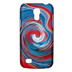 Red And Blue Rounds Galaxy S4 Mini by berwies
