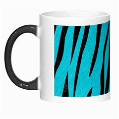 Skin3 Black Marble & Turquoise Colored Pencil Morph Mugs by trendistuff