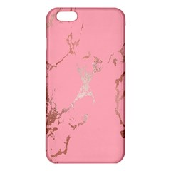 Luxurious Pink Marble Iphone 6 Plus/6s Plus Tpu Case by tarastyle