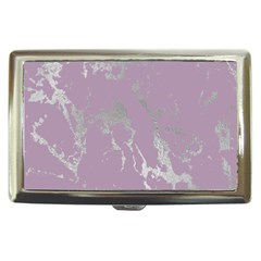Luxurious Pink Marble Cigarette Money Cases by tarastyle