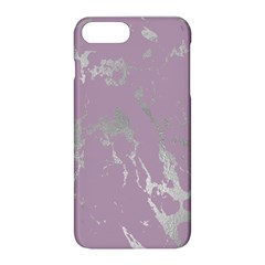 Luxurious Pink Marble Apple Iphone 8 Plus Hardshell Case by tarastyle