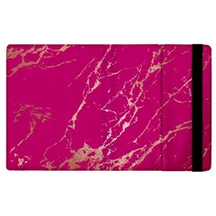Luxurious Pink Marble Apple Ipad 2 Flip Case by tarastyle