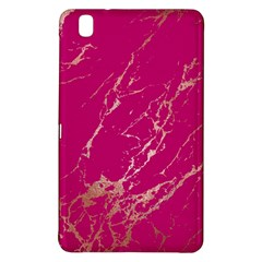 Luxurious Pink Marble Samsung Galaxy Tab Pro 8 4 Hardshell Case by tarastyle
