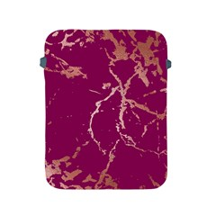Luxurious Pink Marble Apple Ipad 2/3/4 Protective Soft Cases