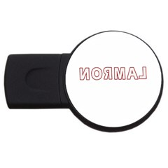 Normal Usb Flash Drive Round (2 Gb)