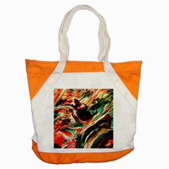 Abstract Acryl Art Accent Tote Bag by tarastyle