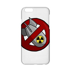 No Nuclear Weapons Apple Iphone 6/6s Hardshell Case