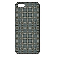 Earth Tiles Apple Iphone 5 Seamless Case (black) by KirstenStar