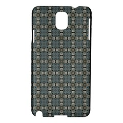 Earth Tiles Samsung Galaxy Note 3 N9005 Hardshell Case by KirstenStar