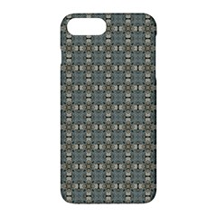 Earth Tiles Apple Iphone 7 Plus Hardshell Case by KirstenStar