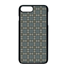 Earth Tiles Apple Iphone 7 Plus Seamless Case (black) by KirstenStar