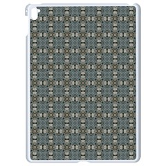 Earth Tiles Apple Ipad Pro 9 7   White Seamless Case by KirstenStar