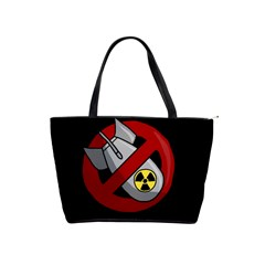 No Nuclear Weapons Shoulder Handbags