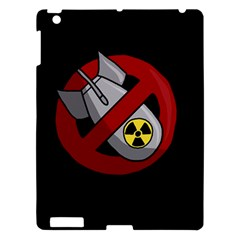 No Nuclear Weapons Apple Ipad 3/4 Hardshell Case