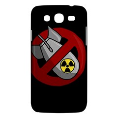 No Nuclear Weapons Samsung Galaxy Mega 5 8 I9152 Hardshell Case  by Valentinaart