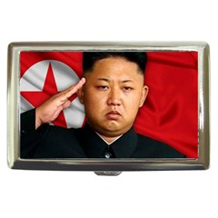 Kim Jong Un Cigarette Money Cases