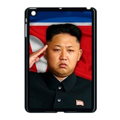 Kim Jong Un Apple Ipad Mini Case (black)