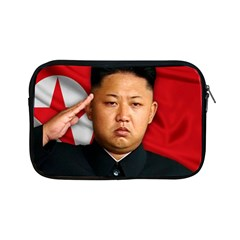 Kim Jong Un Apple Ipad Mini Zipper Cases by Valentinaart