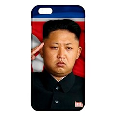Kim Jong Un Iphone 6 Plus/6s Plus Tpu Case by Valentinaart