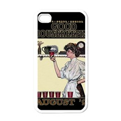 Good Housekeeping Apple Iphone 4 Case (white)