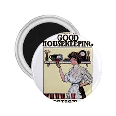 Good Housekeeping 2 25  Magnets by Valentinaart