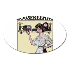 Good Housekeeping Oval Magnet
