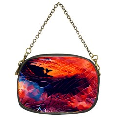 Abstract Acryl Art Chain Purses (one Side)  by tarastyle