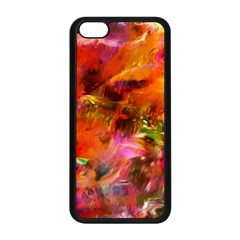 Abstract Acryl Art Apple Iphone 5c Seamless Case (black) by tarastyle
