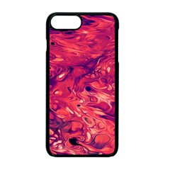 Abstract Acryl Art Apple Iphone 7 Plus Seamless Case (black) by tarastyle