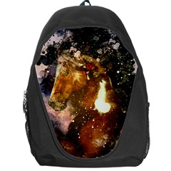 Wonderful Horse In Watercolors Backpack Bag by FantasyWorld7
