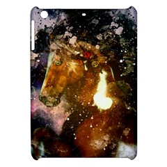 Wonderful Horse In Watercolors Apple Ipad Mini Hardshell Case by FantasyWorld7