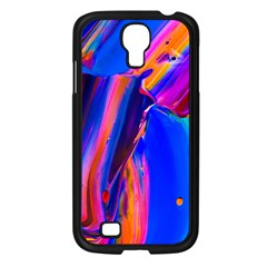Abstract Acryl Art Samsung Galaxy S4 I9500/ I9505 Case (black) by tarastyle