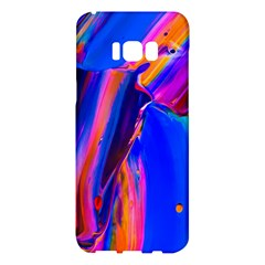 Abstract Acryl Art Samsung Galaxy S8 Plus Hardshell Case  by tarastyle