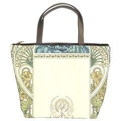 Art Nouveau Bucket Bags by 8fugoso