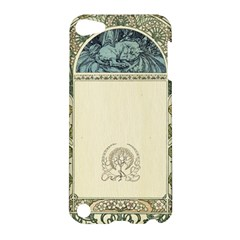 Art Nouveau Apple Ipod Touch 5 Hardshell Case by 8fugoso