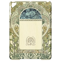 Art Nouveau Apple Ipad Pro 9 7   Hardshell Case by 8fugoso