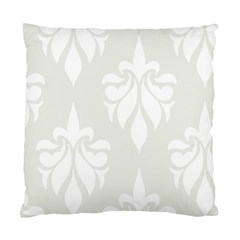 Fleur De Lis Standard Cushion Case (two Sides) by 8fugoso