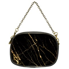 Black Marble Chain Purses (one Side)  by 8fugoso