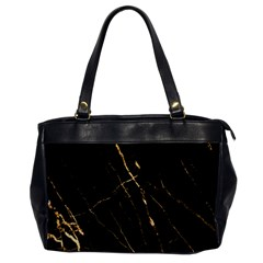 Black Marble Office Handbags by 8fugoso