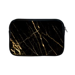 Black Marble Apple Ipad Mini Zipper Cases by 8fugoso
