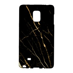 Black Marble Galaxy Note Edge by 8fugoso