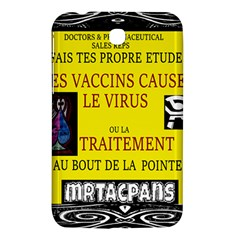 Ronald Story Vaccine  Samsung Galaxy Tab 3 (7 ) P3200 Hardshell Case  by MRTACPANS