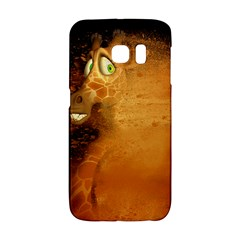 The Funny, Speed Giraffe Galaxy S6 Edge by FantasyWorld7