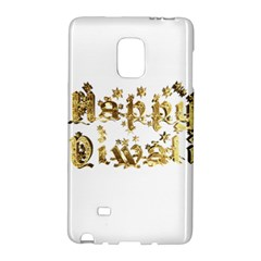 Happy Diwali Gold Golden Stars Star Festival Of Lights Deepavali Typography Galaxy Note Edge by yoursparklingshop