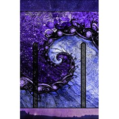 Beautiful Violet Spiral For Nocturne Of Scorpio 5 5  X 8 5  Notebooks by jayaprime